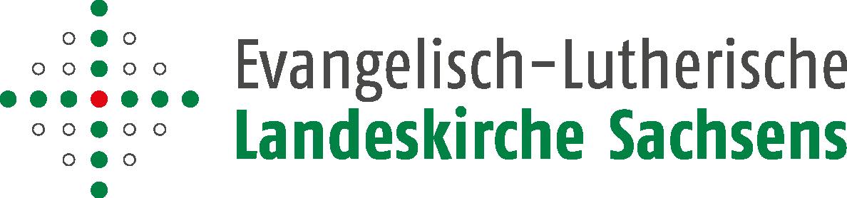 Logo der Evangelisch-Lutherischen Landeskirche Sachsens