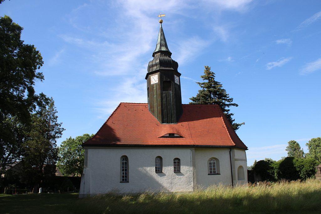 Kirche Erdmannshain