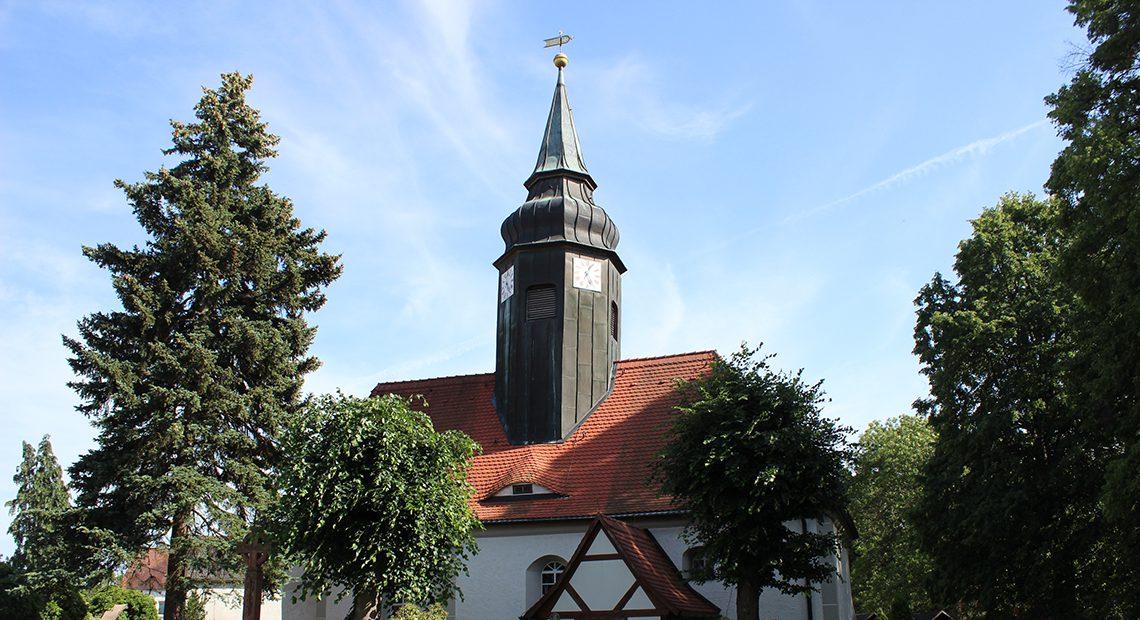 Radfahrerkirche Erdmannshain
