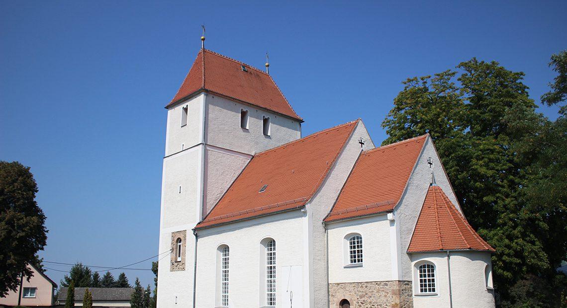 Kirche zu Klinga